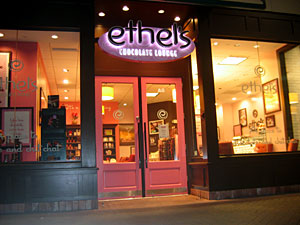 Now Open: Ethel's Chocolate Lounge