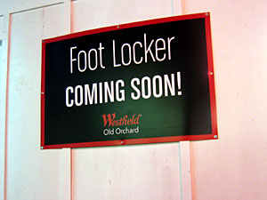 Coming Soon: Foot Locker