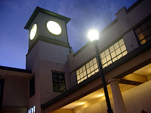 Old Orchard Clock Tower
