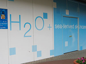 New H2O Plus Location