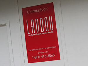 Landau Coming Soon!