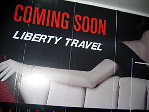 Liberty Travel Coming Soon