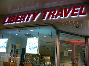 Now Open: Liberty Travel