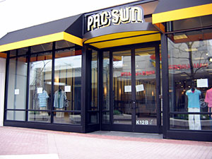 New PacSun Location
