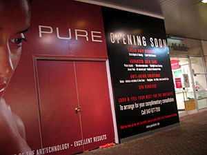 Relocation: PURE