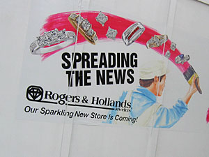 Rogers & Hollands new location