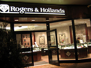 Rogers & Hollands Now Open