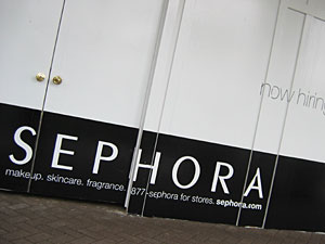 Sephora Coming Soon!