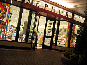 Now Open: Sephora