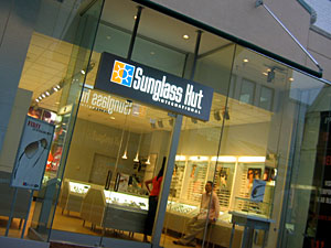 Sunglass Hut Outlet