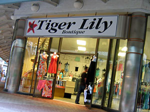 Now Open: Tiger Lily Boutique