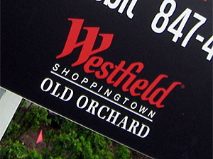 Previous Westfield Shoppingtown Old Orchard branding